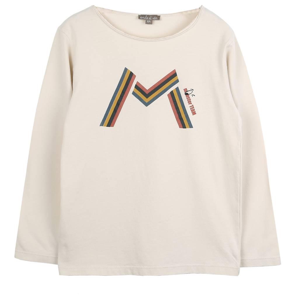 T-Shirt Ecru-1