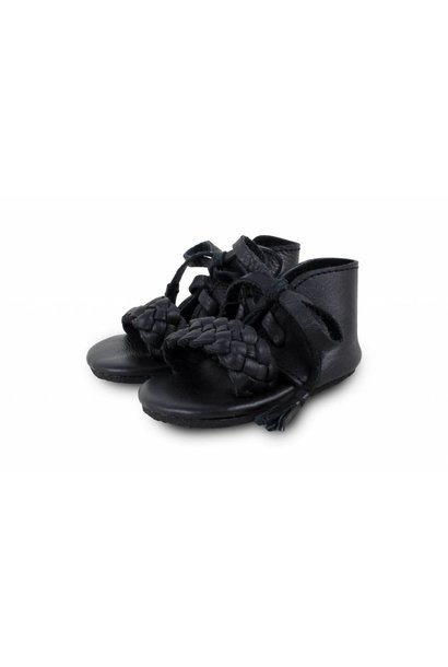 Coco Sandal Leather Black