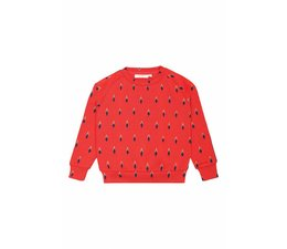Soft Gallery  Sweatshirt Bex Mars Red