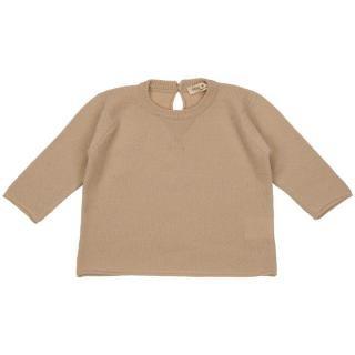 Sweater Felpina Ecru-1