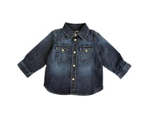 Babe & Tess Denim shirt