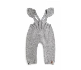 Tocotó Vintage Jumpsuit Knitted Grey