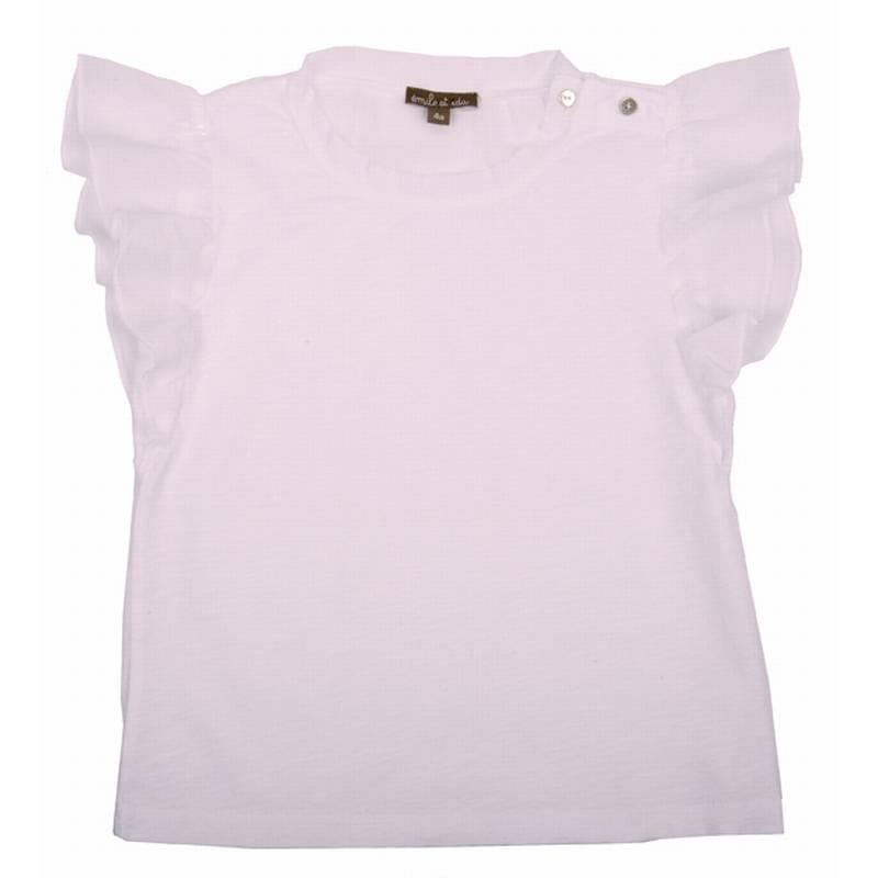 T-shirt Rose Pale-1
