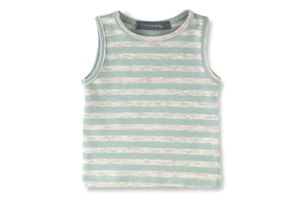 T-shirt Hector Aqua-1
