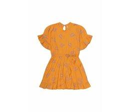 Soft Gallery  Dress Dory Sunflower, AOP Lemon