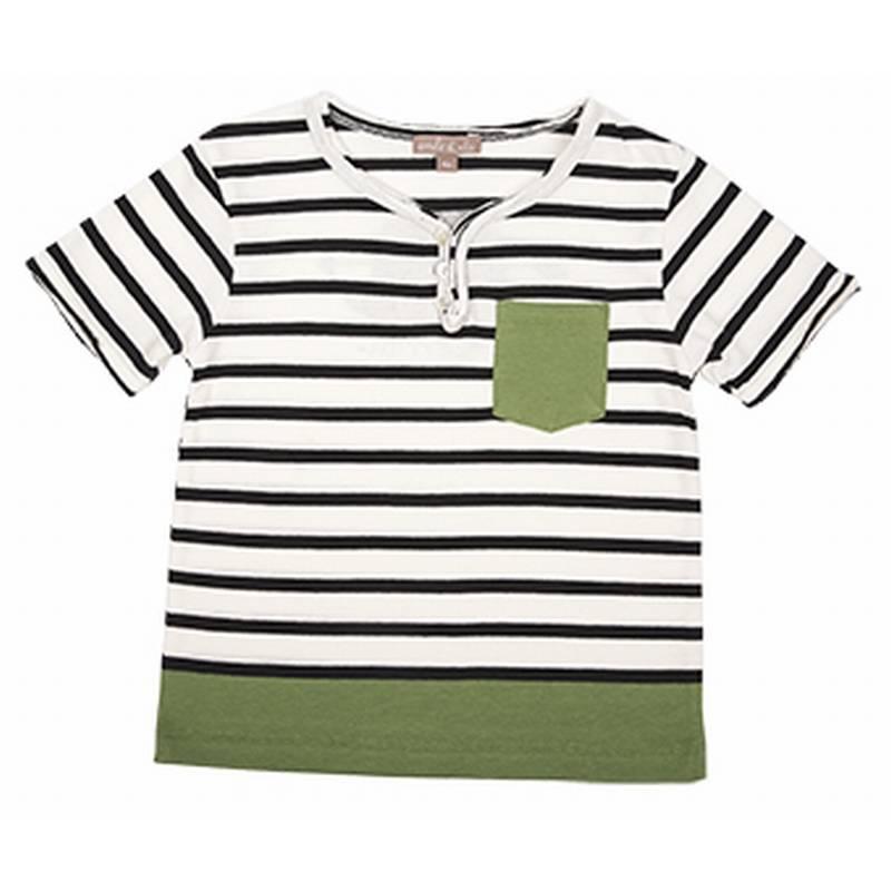 T-shirt Bolhoed-1