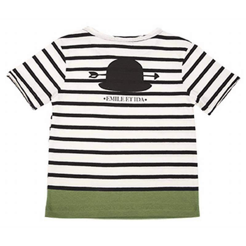 T-shirt Bolhoed-2