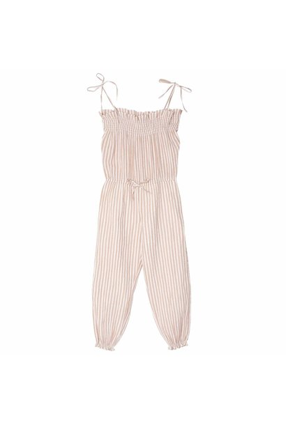 Jumpsuit Terracotta