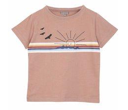 Émile et Ida T-Shirt Terracotta