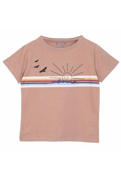 T-Shirt Terracotta