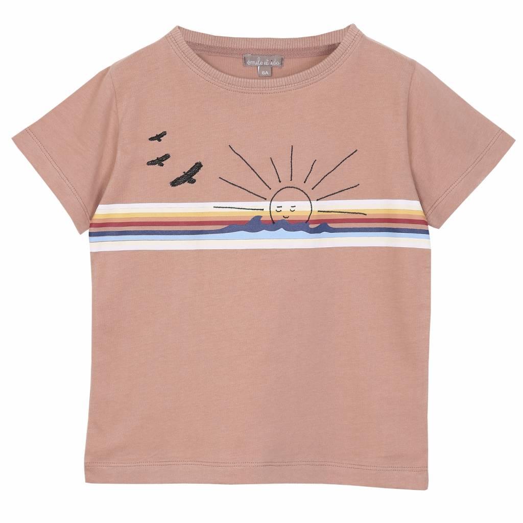 T-Shirt Terracotta-1