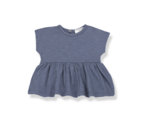 1 + in the family T-Shirt Aroa Indigo