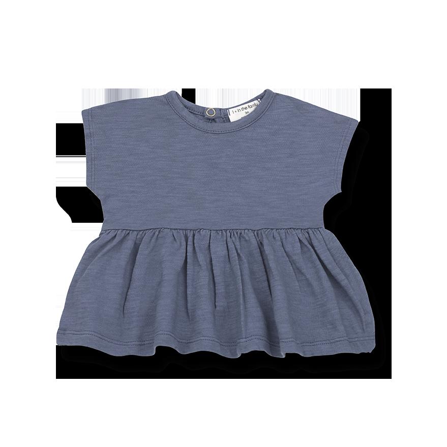 T-Shirt Aroa Indigo-1