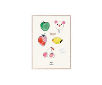 Soft Gallery  MADO X Soft Gallery Fruits & Candy Poster