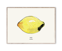 Soft Gallery  MADO X Soft Gallery Lemon Poster