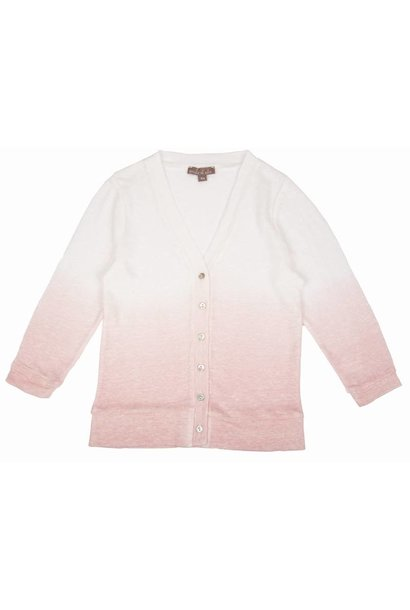 Cardigan Rose Pale