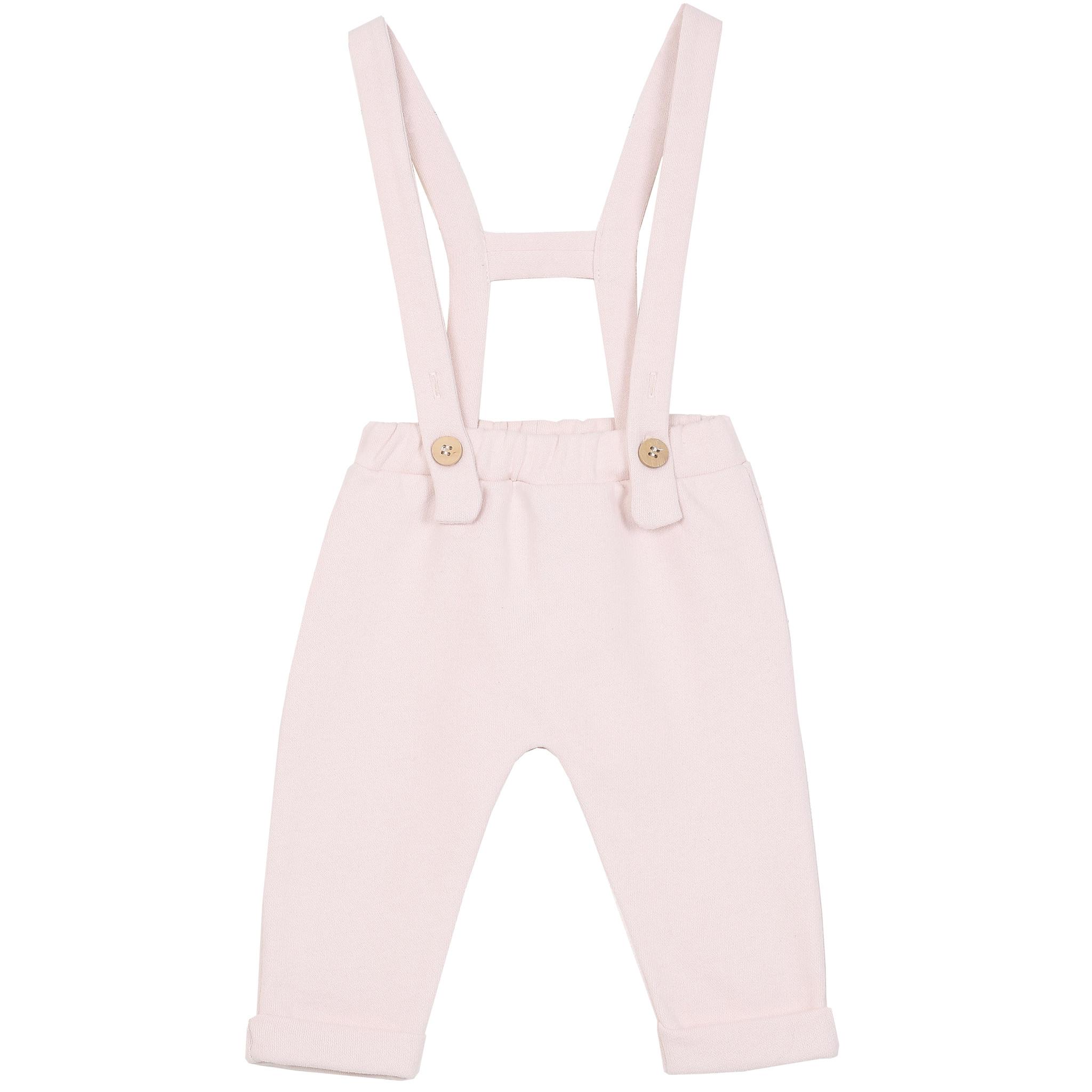 Pants Duffle Rose-2