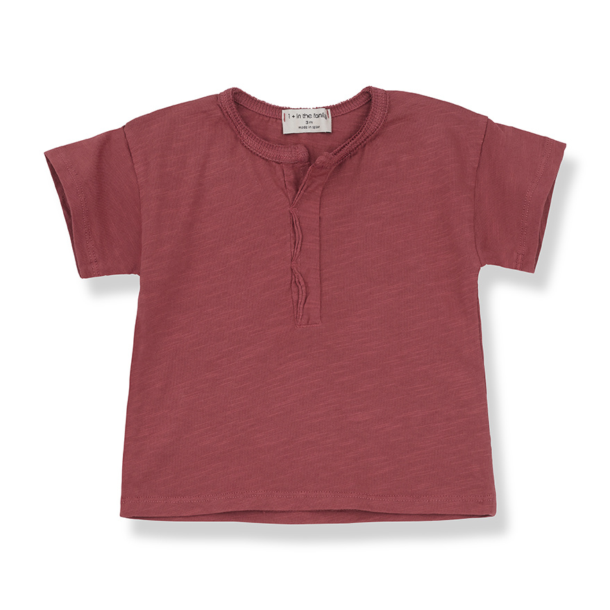 T-shirt Padua Red-1