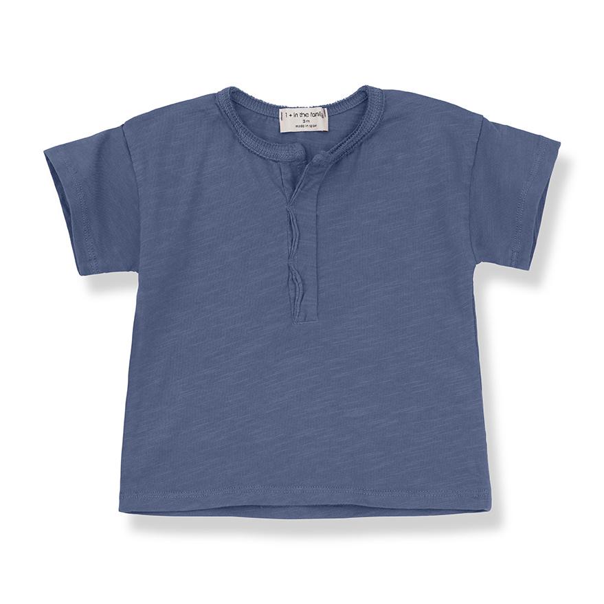 T-shirt Padua Azurro-1