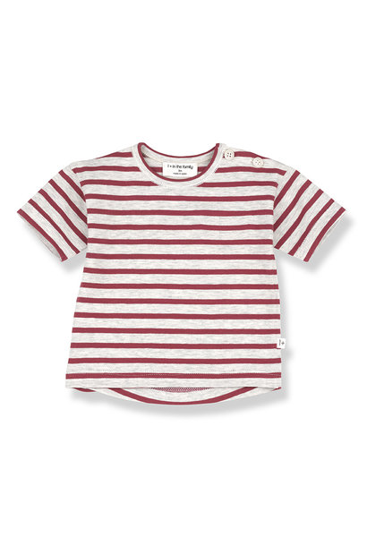 T-shirt Vence Red