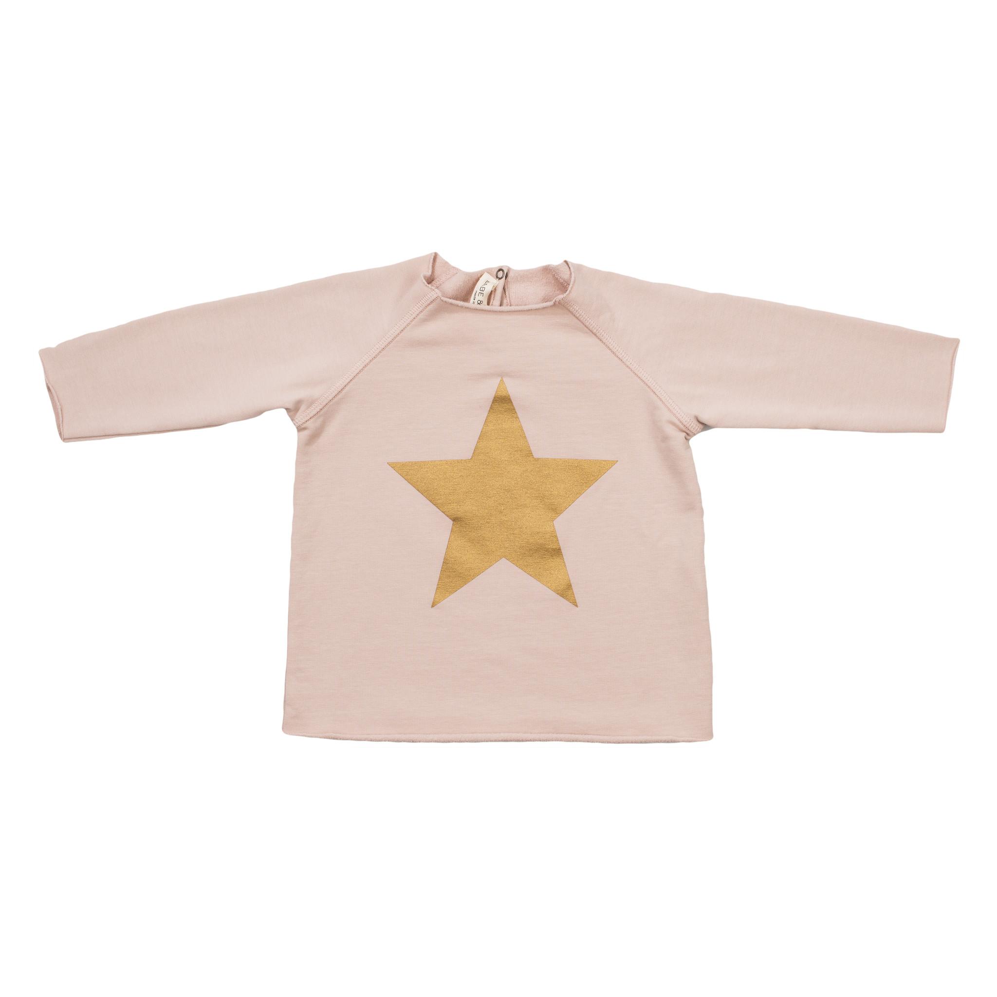 T-shirt cipria-1