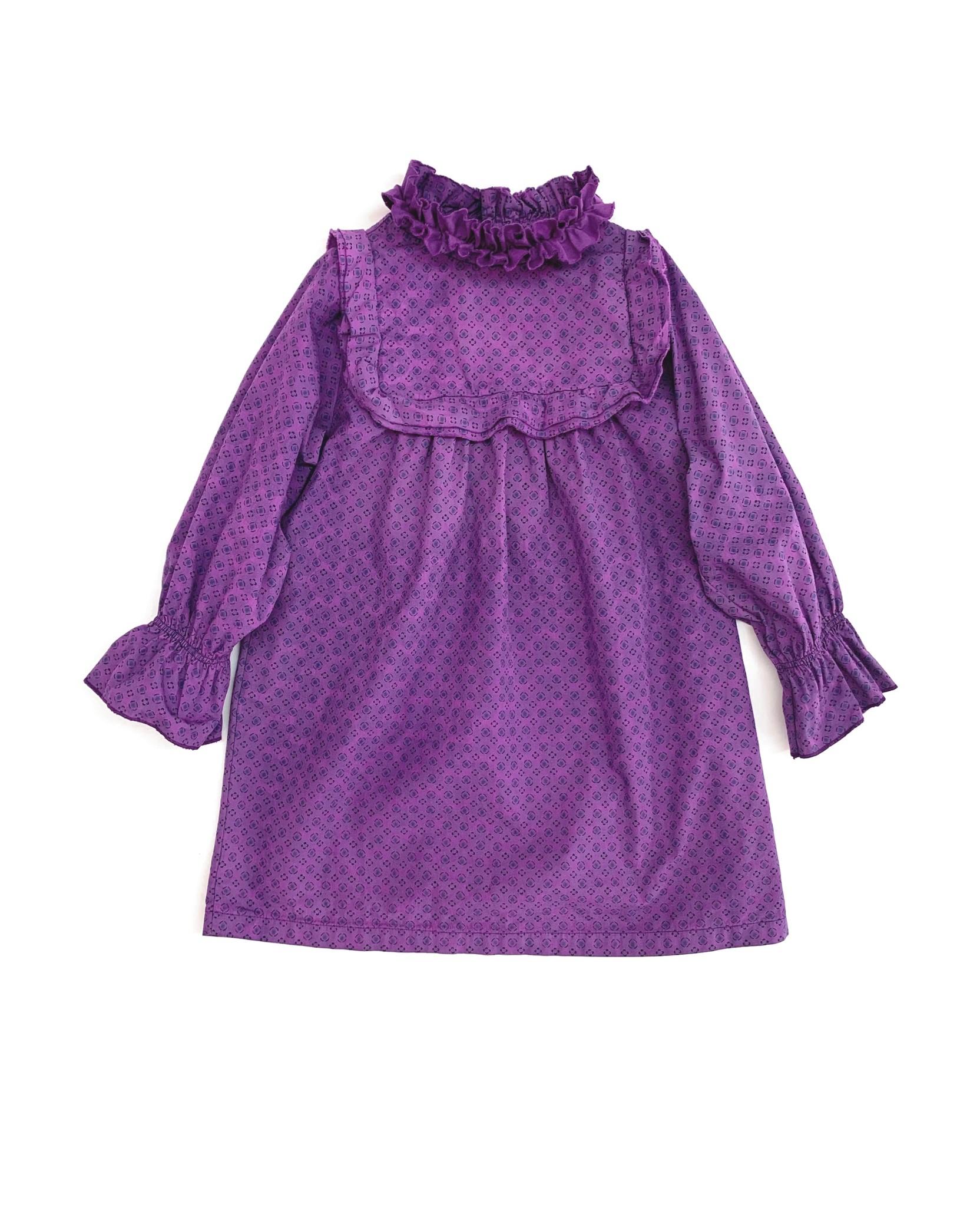 Jurkje Volant Purple-1