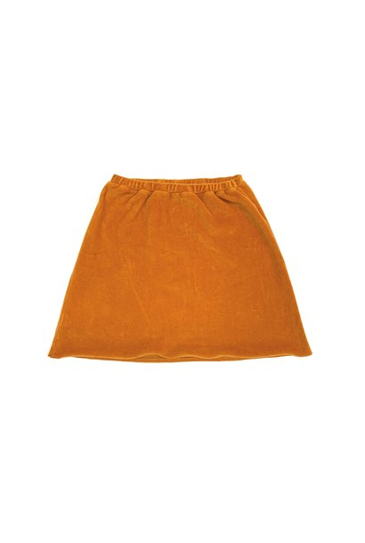 Skirt Velvet Inca Gold