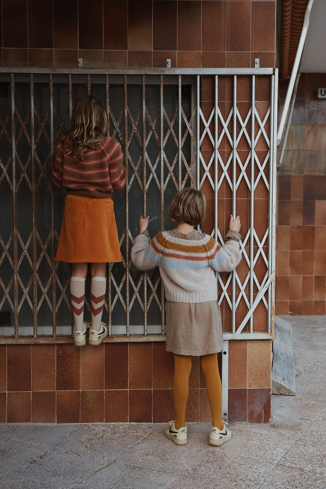 Skirt Velvet Inca Gold-2