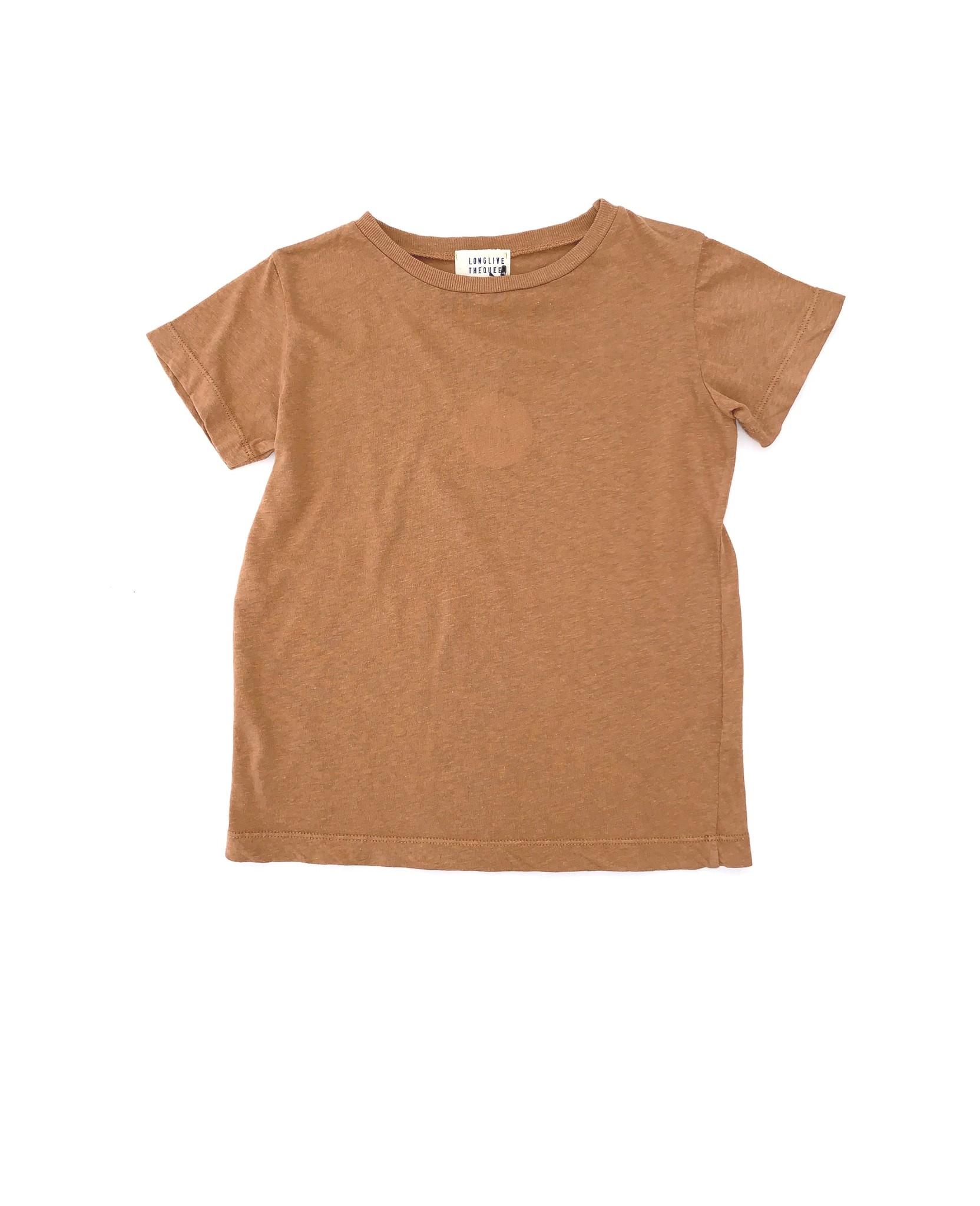 T-shirt Tan-1