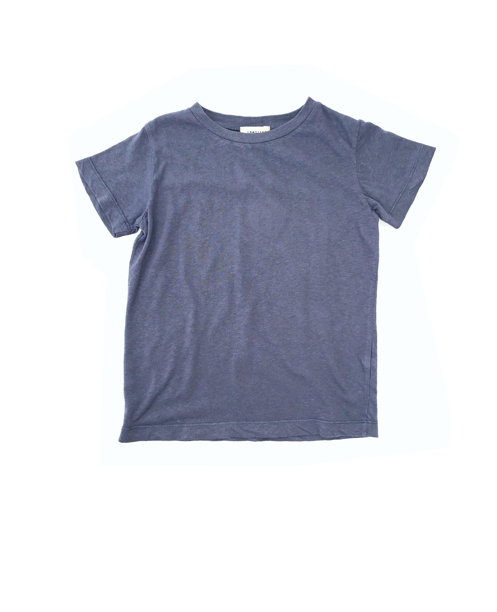 T-shirt Stone Blue-1