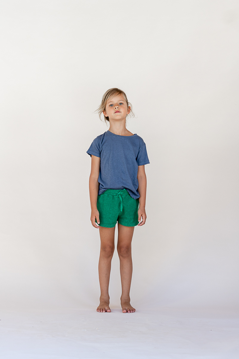T-shirt Stone Blue-2