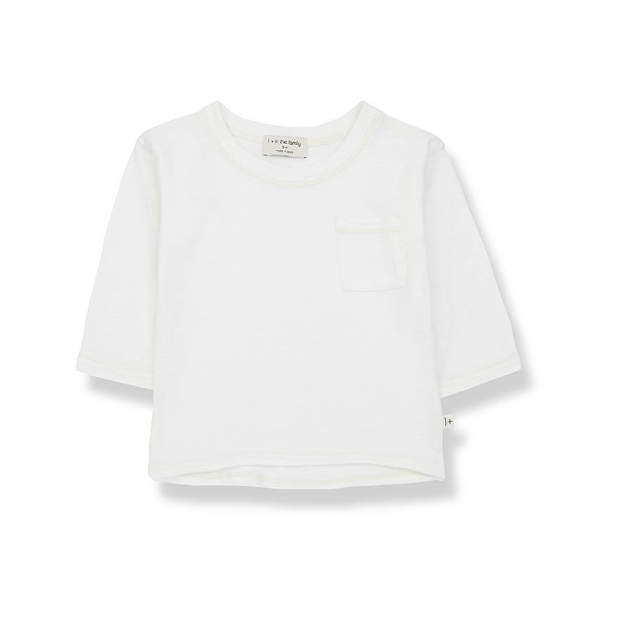 T-shirt Pere Off-white-1
