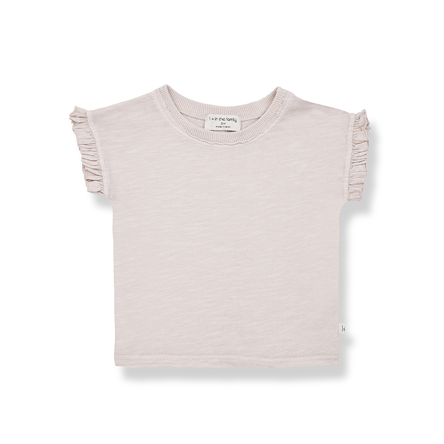 T-shirt Mireia Rose-1