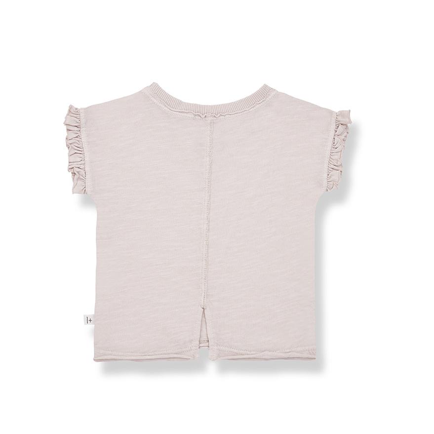 T-shirt Mireia Rose-2