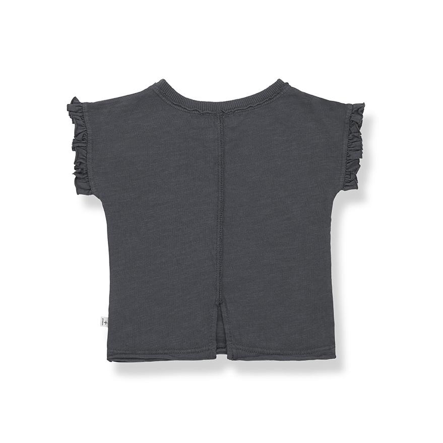 T-shirt Mireia Anthracite-2