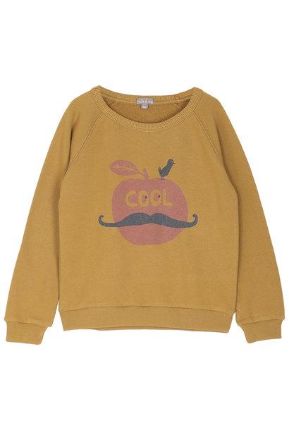Sweatshirt Toffee Pomme