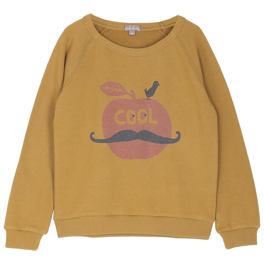 Sweatshirt Toffee Pomme-1