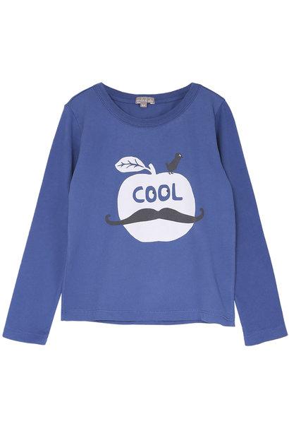T-shirt Kobalt Pomme