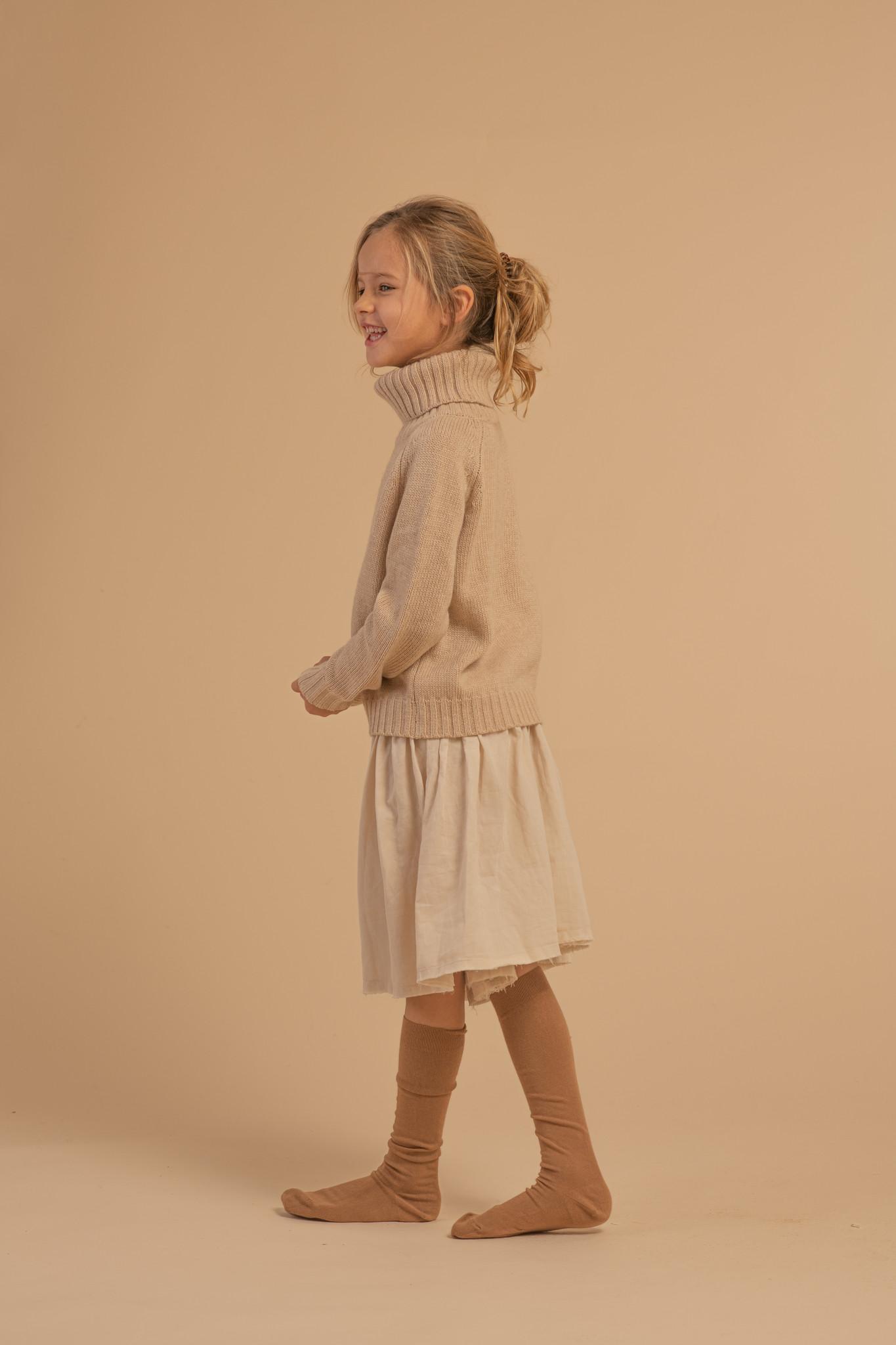 Skirt Voile-3