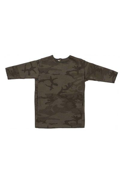 Jurk Camouflage