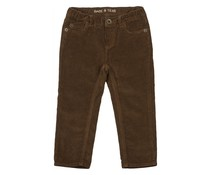 Babe & Tess Pants Maschio Slim Curry