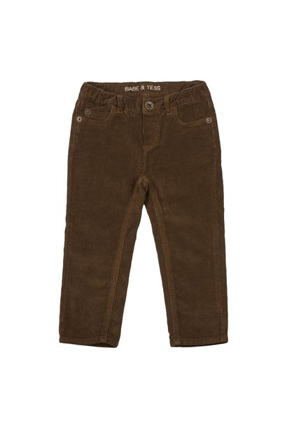 Pants Maschio Slim Curry