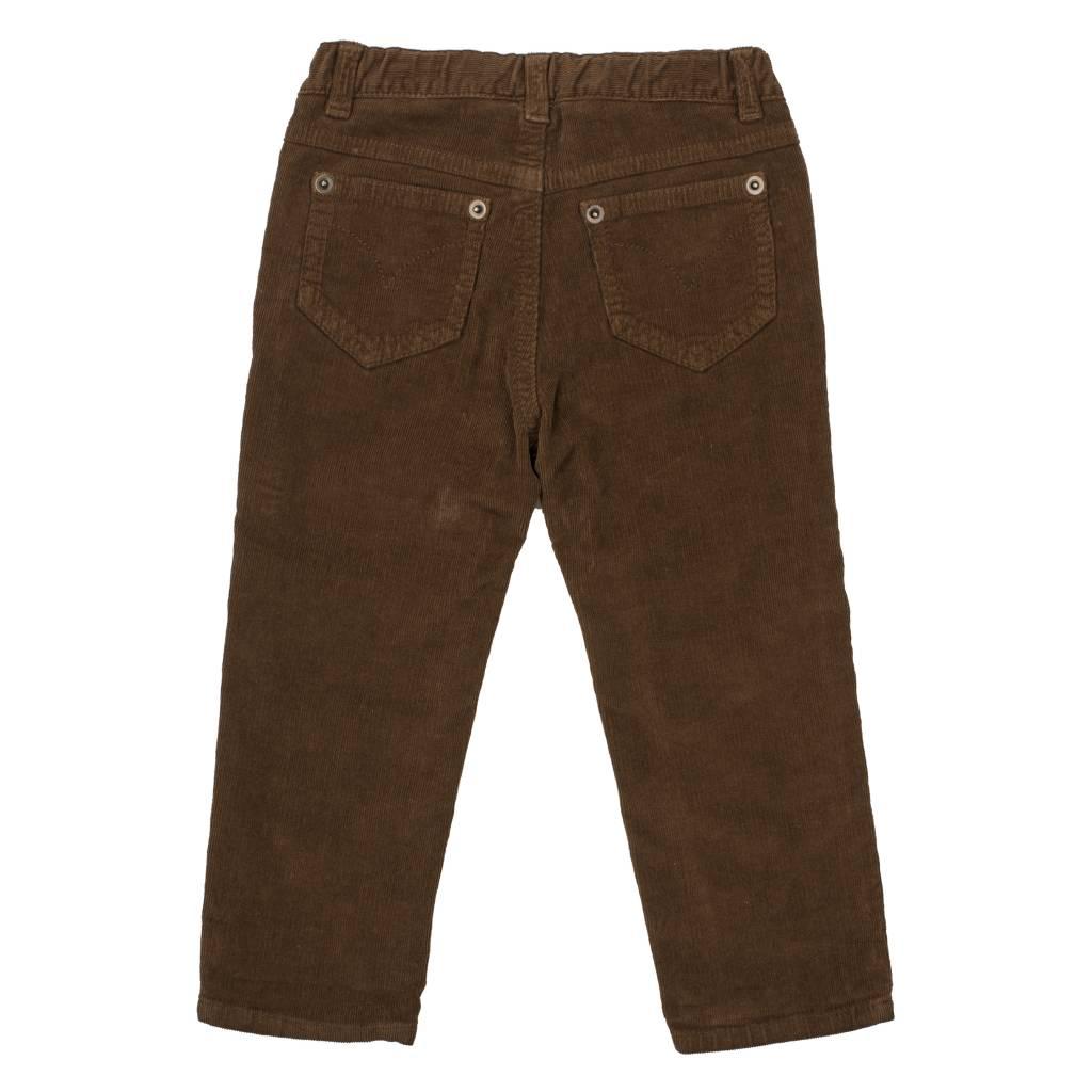 Pants Maschio Slim Curry-2