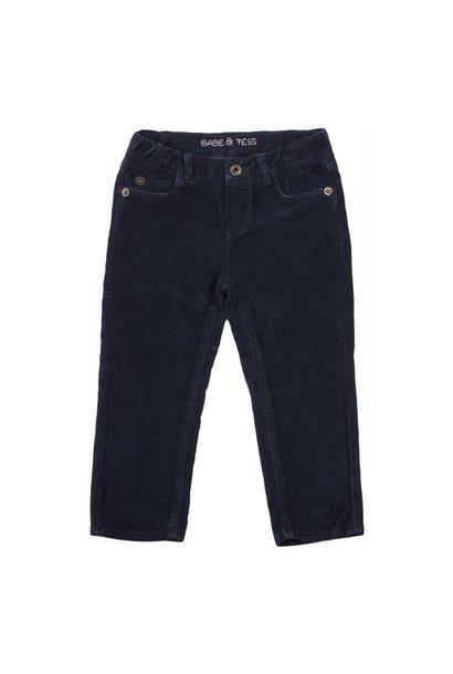 Pants Maschio Slim Indigo
