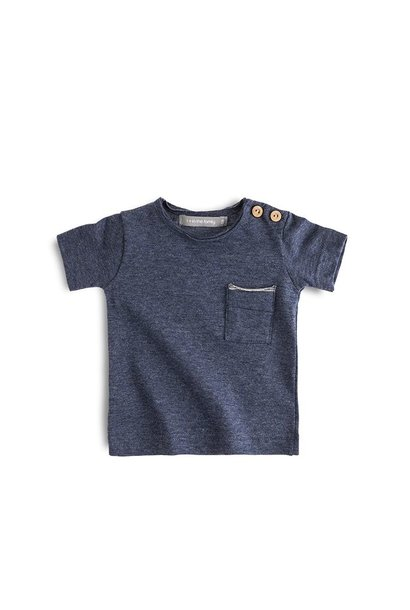 T-shirt Sacha Denim
