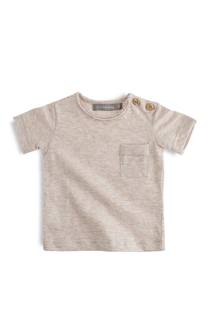 T-shirt Albert Rose-1