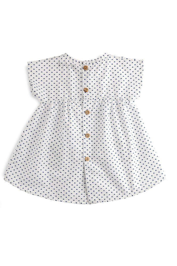 Dress Monica White-2