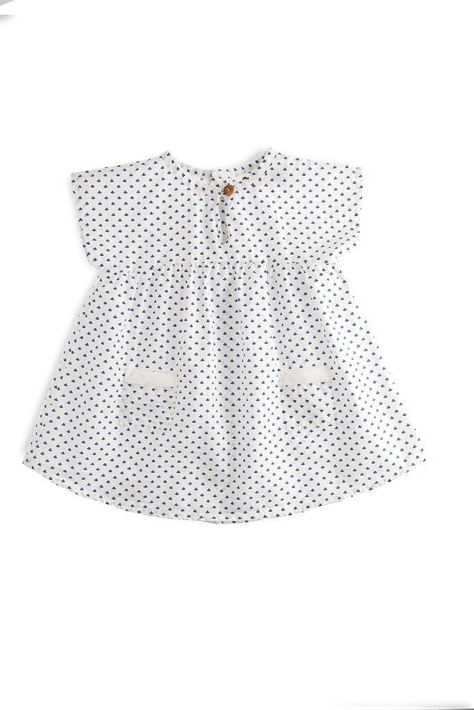 Dress Monica White-1