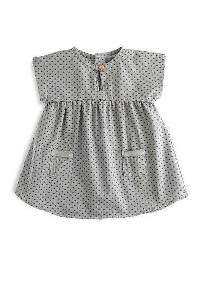 Dress Monica Grey