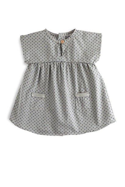 Dress Monica Grey